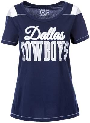 Women's Dallas Cowboys Flapper Tee