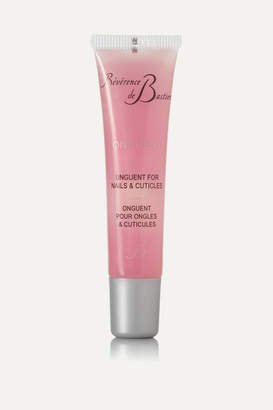 Bastien REVERENCE DE Unguent For Nails And Cuticles, 15ml - Colorless