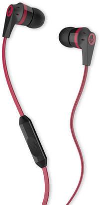 Skullcandy Black Ink'd Mic & Remote Headphones
