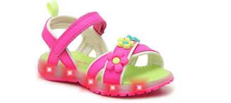 Carter's Stacy 2 Toddler Light-Up Sandal - Girl's