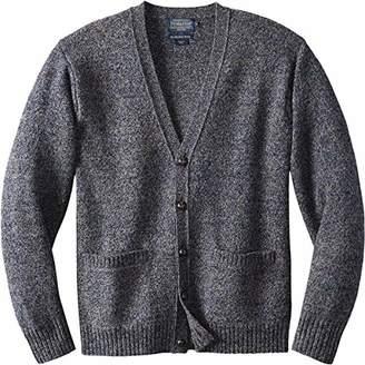 Pendleton Men's Shetlland Cardigan Sweater