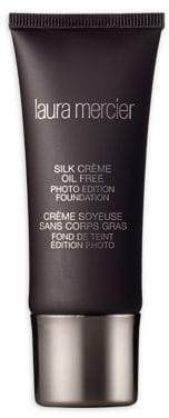 Laura Mercier Silk Creme Oil-Free Photo Edition Foundation/1 oz.