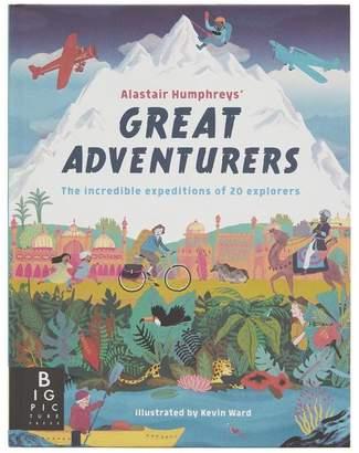 Bookspeed Great Adventures Book