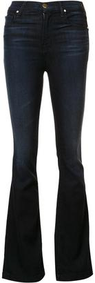 J Brand flared jeans $248 thestylecure.com