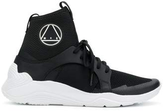 McQ high ankle sneakers