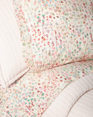 Pine Cone Hill Jardin Twin Sheet Set