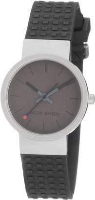 Jacob Jensen Women's Watch Clear Series 421