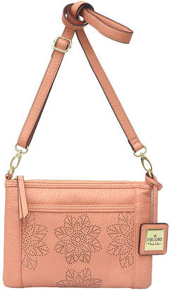 Nicole Miller Nicole By Tina Crossbody Bag