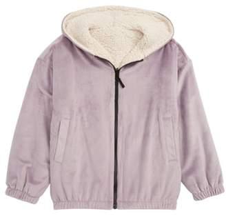Zella Reversible Hooded Jacket