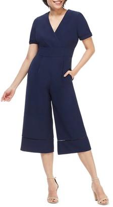 Maggy London Becca Crop Jumpsuit