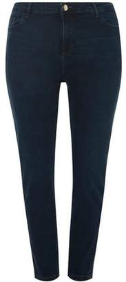 Dorothy Perkins Womens **Dp Curve Blue 'Darcy' Skinny Jeans