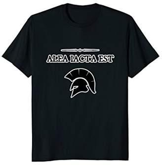 Alea iacta est - The Die is Cast Latin Julius Caesar Shirt