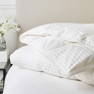 The White Company Medium Warmth Hungarian Goose Down & Feather Comforter