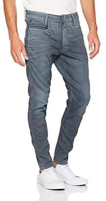 G Star Men's D-Staq 3D Super Slim Jeans, Blue (Medium Aged 071), W34/L34