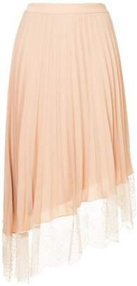 A.L.C. (エーエルシー) - A.L.C. pleated asymmetric skirt