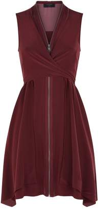 AllSaints Jayda Zipped Dress