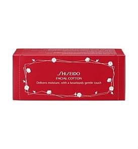 Shiseido Facial Cotton Packs