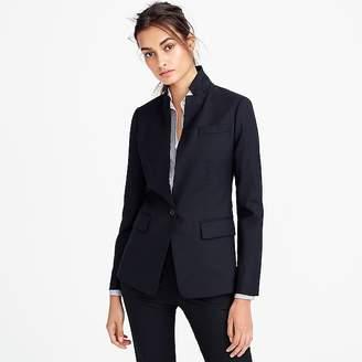Petite Regent blazer in Super 120s wool