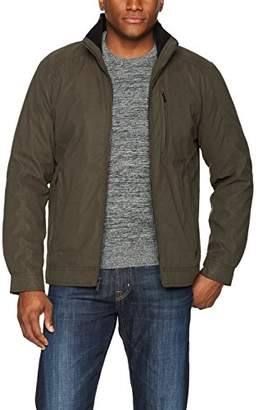 London Fog London Men's Bonded Microfiber Hipster Jacket