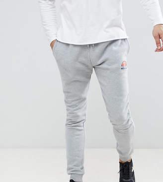 Ellesse Skinny Joggers In Gray