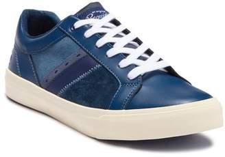 Original Penguin Bruce Suede & Leather Sneaker