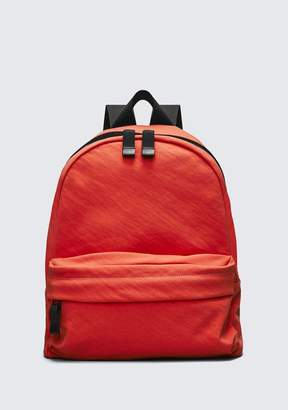 Alexander Wang ORANGE NYLON CLIVE BACKPACK