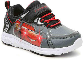 Disney Lightning McQueen Toddler Light-Up Sneaker - Boy's