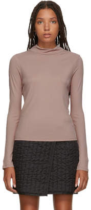3.1 Phillip Lim Pink Long Sleeve Turtleneck