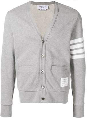 Thom Browne 4-bar Loopback Cardigan