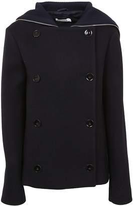 Jil Sander Double Breasted Jacket