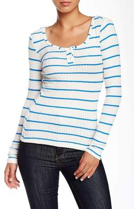 Tart Norden Striped Long Sleeve Tee