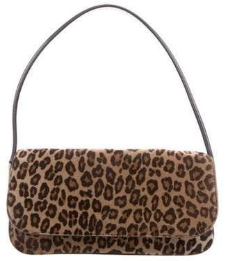 Dolce & Gabbana Printed Ponyhair Bag