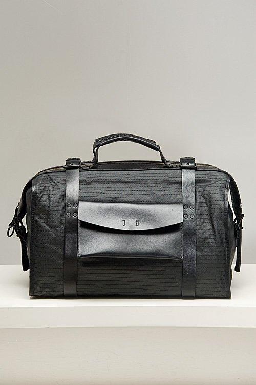 Diesel Victoria Black Hemp Briefcase