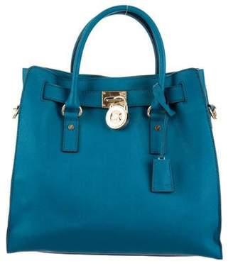 MICHAEL Michael Kors Large Hamilton Satchel Bag