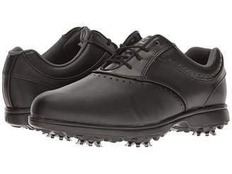 Foot Joy FootJoy eMerge Cleated Swept Back Saddle Women's Golf Shoes