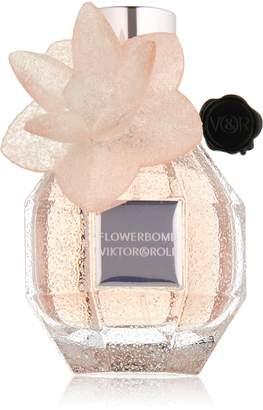 Viktor & Rolf Flower Bomb Limited Edition Pink Crystal, 1.7 oz