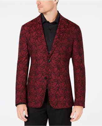 Ryan Seacrest Distinction Men's Holiday Jacquard Blazer