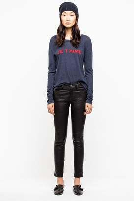 Zadig & Voltaire Zadig Voltaire Willy Chine T-Shirt