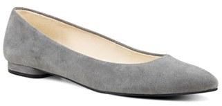 Women's Nine West 'Onlee' Pointy Toe Flat $78.95 thestylecure.com