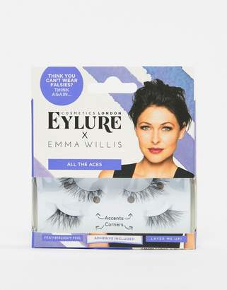 Eylure x Emma Willis All The Aces False Eyelashes