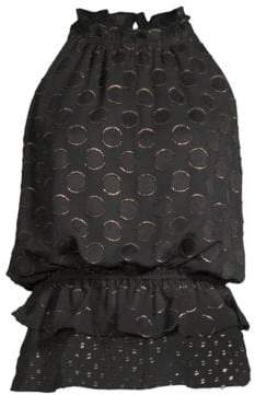 Ramy Brook Bobbi Silk Sleeveless Blouse