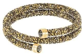 Swarovski Crystal Dust Crystal Wrap Around Bracelet