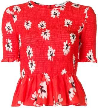 Ganni Linaria blouse