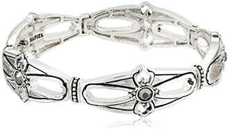 Napier with Antique Stretch Bracelet