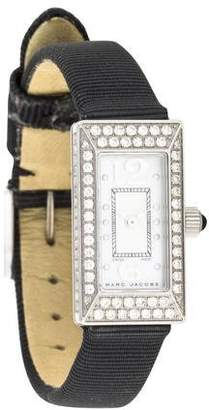 Marc Jacobs Diamond Classic Watch
