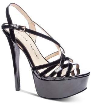 Chinese Laundry Teaser Strappy Platform Sandals Women's Shoes