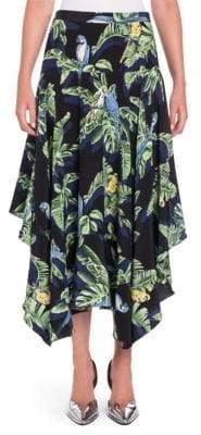 Birds Of Paradise Skirt