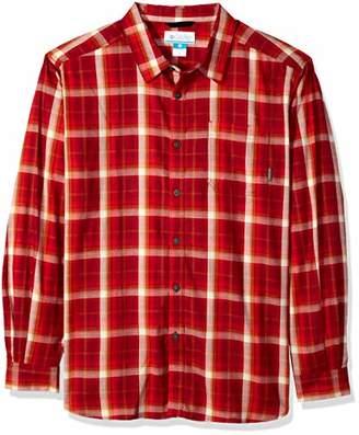 Columbia Men's Vapor Ridge III Big & Tall Long Sleeve Shirt