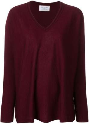 Snobby Sheep long-sleeve flared sweater