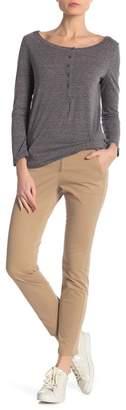 A.L.C. Quintin Exposed Zip Pants